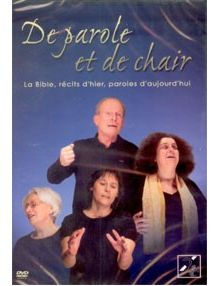 DVD De parole et de chair