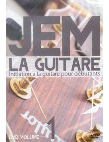 DVD JEM la guitare 1 - Initiation à la guitare pour débutants