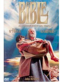 DVD La Bible Au commencement des temps...