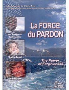 DVD La force du Pardon