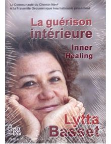 DVD La guérison intérieure - Lytta Basset