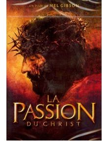 DVD La passion du Christ