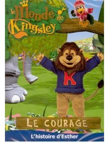 DVD Le monde de Kingsley 1 : Le courage
