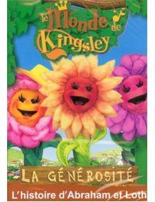 DVD Le monde de Kingsley 10 : La générosité