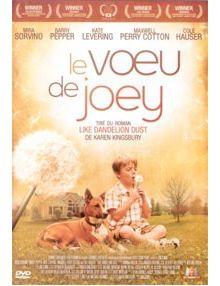 DVD Le voeu de Joey