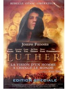 DVD Luther