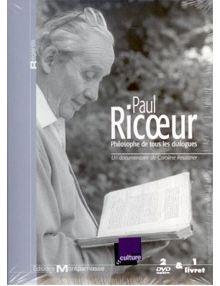 DVD Paul Ricoeur Philosophe de tous les dialogues