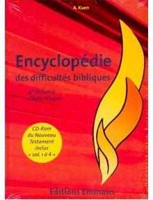Encyclopédie des difficultés bibliques Vol 4 L'Apocalypse