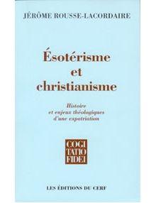 Esotérisme et christianisme