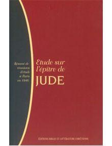 Etude sur l'Epître de Jude