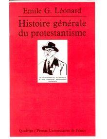 Histoire générale du protestantisme
