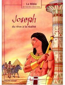 Joseph du rêve à la réalité bandes dessinées