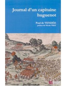 Journal d'un capitaine huguenot