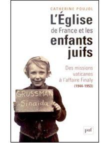 L'Eglise de France et les enfants juifs
