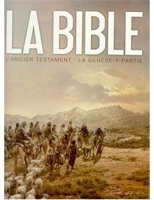La Bible en Bandes Dessinées l'Ancien Testament la Genèse 1ère partie