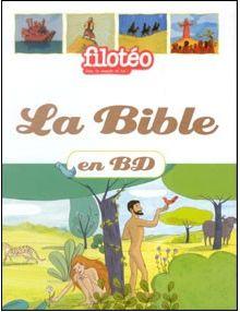 La Bible en BD - filotéo
