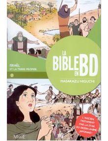 La Bible en BD - Israël et la terre promise - tome 2
