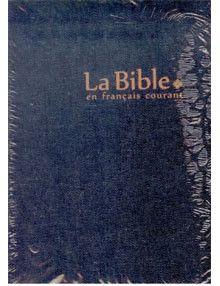La Bible en français courant 1015 Couverture Jeans