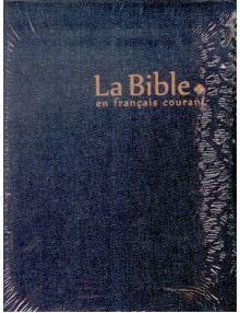 La Bible en français courant 1018 (Avec Deutérocanoniques)