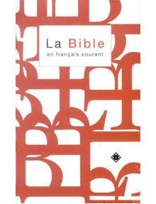 La Bible en français courant SB1036