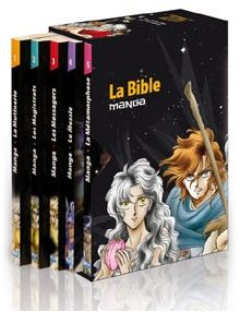 La Bible Manga Le coffret collection