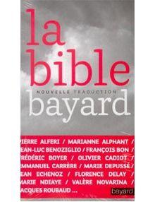 La Bible Nouvelle traduction Bayard