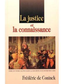 La justice et la connaissance