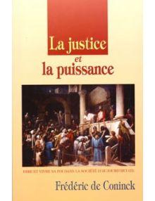 La justice et la puissance