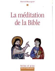 La méditation de la Bible