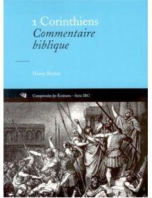 1 Corinthiens Commentaire biblique