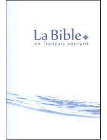 Bible en français courant Ref 1006