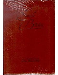 La Sainte Bible (commentaires de John MacArthur) NEG17465