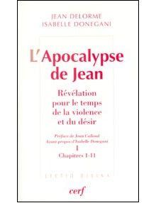 L'Apocalypse de Jean chapitres 1-11 - tome 1