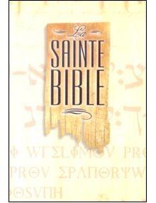 Bible Louis Segond 1910 papyrus ESA279
