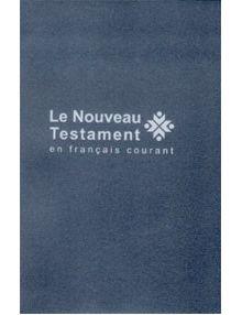 Le Nouveau Testament en français courant SB2075