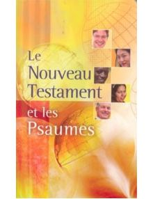 Le Nouveau Testament et les Psaumes Segond 21 couverture illustrée MINI