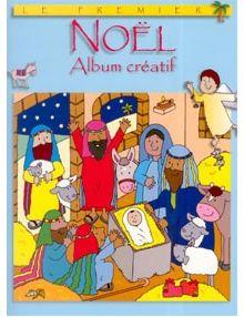 Le premier Noël album créatif