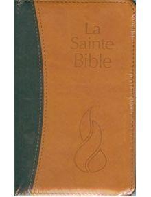 Bible Segond 1979 Duo Ocre/Noir Ref. 11245