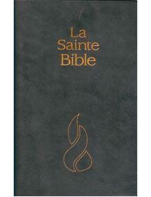 Bible Segond 1979 Modèle miniature souple noir NEG11129