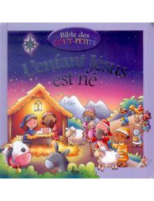L'enfant Jésus est né