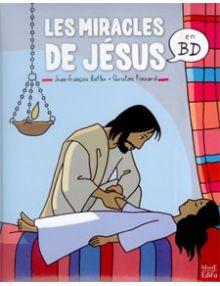 Les miracles de Jésus - BD