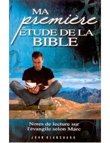 Ma première étude de la Bible