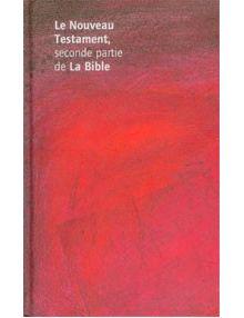 Nouveau Testament Darby couverture rigide rouge