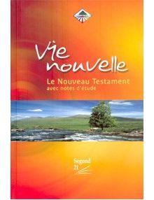 Nouveau Testament Vie Nouvelle