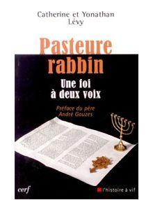 Pasteure rabbin - une foi à deux voix