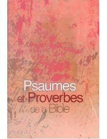 Psaumes et Proverbes de la Bible ref 4078