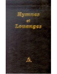 Recueil Hymnes et Louanges avec musique