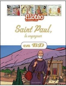 Saint Paul le voyageur en BD