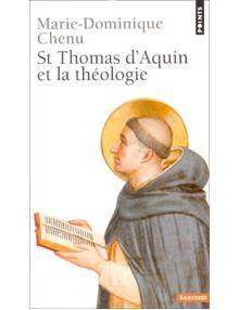 St Thomas d'Aquin et la théologie