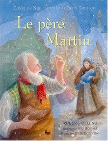 Le père Martin un conte de Noël